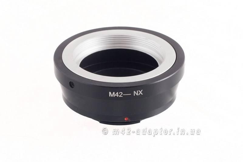 Адаптер M42 - Samsung NX