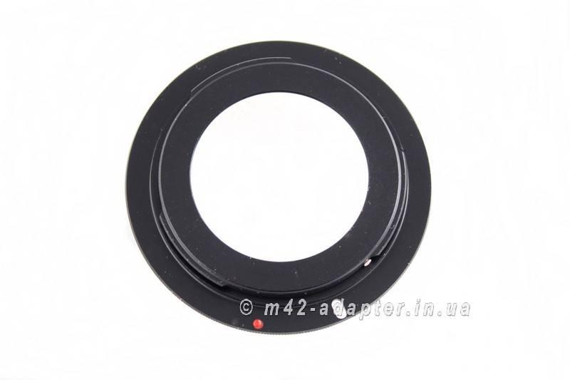 Переходное кольцо M42 - Canon EF EOS