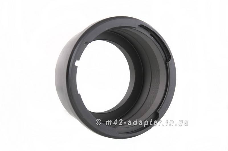 Адаптер Pentacon 6 SIX - Nikon F