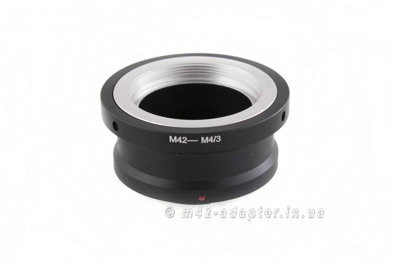 Адаптер M42 - micro 4/3