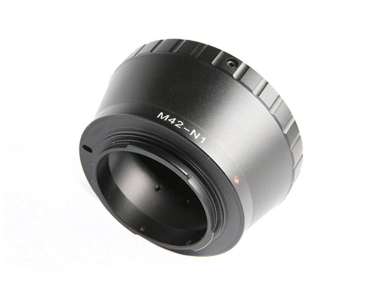 Адаптер М42 - Nikon 1