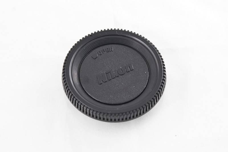 Крышка для фотоаппарата с байонетом Nikon