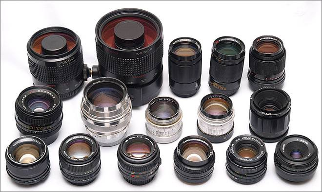 old-russian-lens