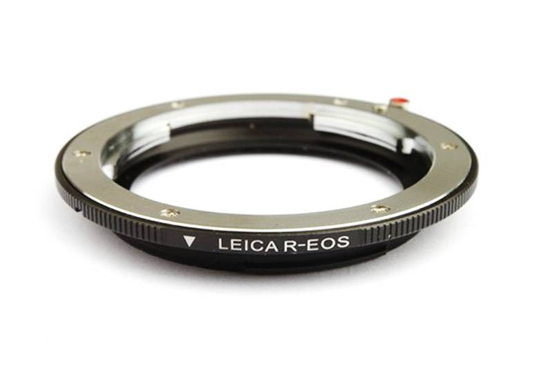 Leika R - Canon EF EOS с чипом