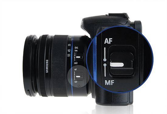 MF-lens-mode