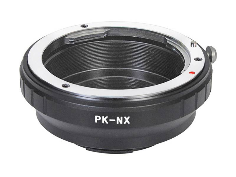 Pentax K - Samsung NX 1