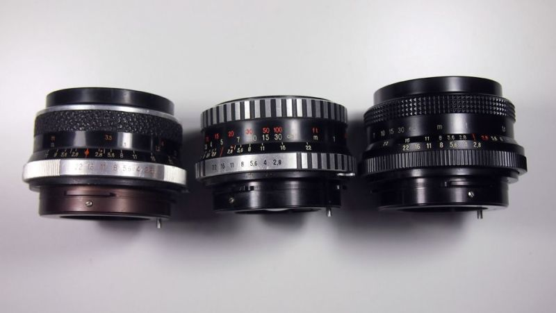 Carl Zeiss старая оптика