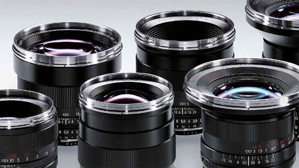 carl zeiss объективы
