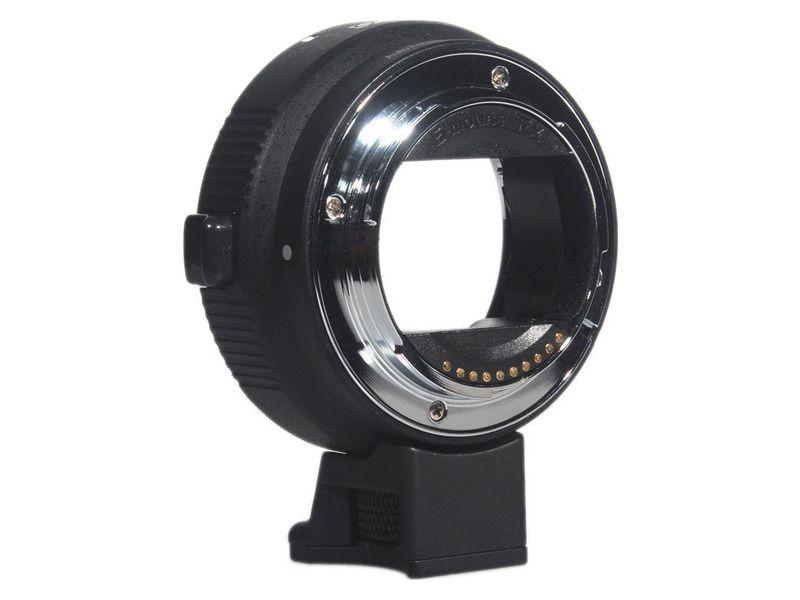Адаптер Canon EF EOS – Sony E (NEX) с автофокусом